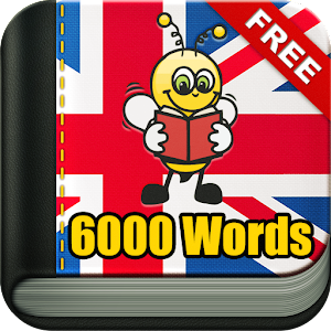 Learn English - 6,000 Words Icon