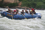 Adrift White Water Rafting on The Source of The Nile Slideshow