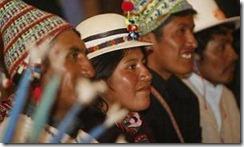 Indigenas de Norte Potosi