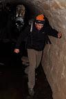 Další tunel tentokrát pod tratí.