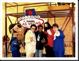 Fun at Vegas