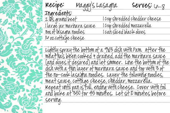 lasgna recipe_card