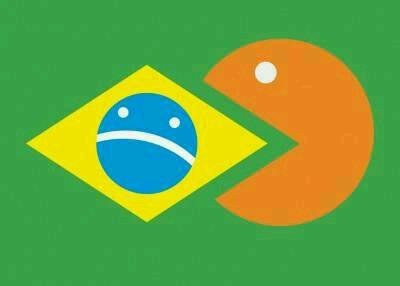 Holanda - Brasil