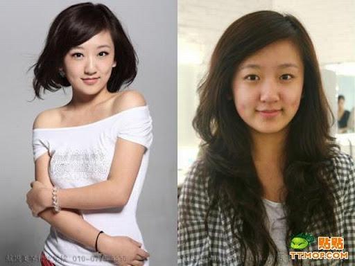 Foto : Kenapa Cewek Butuh waktu lama untuk Dandan, Make up 2