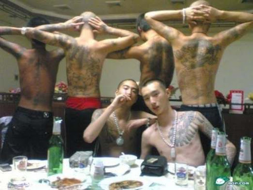 Chinese Triads 10 ten world mafia
