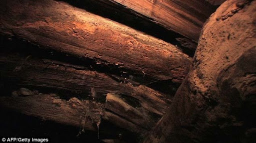 Kapal Perahu Nabi Nuh ditemukan di turki
