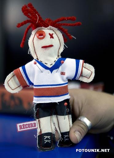 Boneka Voodo untuk santet pemain Piala Dunia laku keras