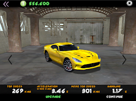 Screenshot of Furious Racing XCar Race Drift