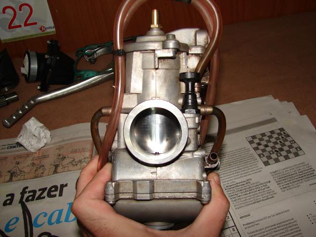Ktm 250 -revisao 200 horas / kit 300 DSC00242