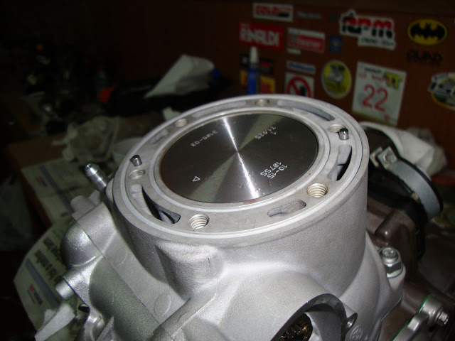 Ktm 250 -revisao 200 horas / kit 300 DSC01674