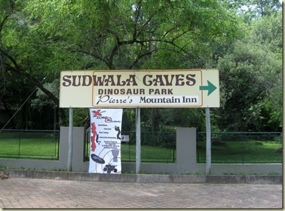 03 Sudwala Caves sign ZA (1024x758)