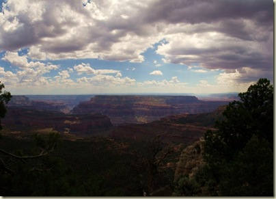 a459 Tapeats Terrace & Great Thumb Mesa from Crazy Jug Point FS292 Kaibab NF AZ pano (1024x734) (1024x734)