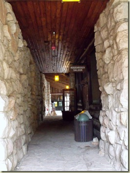 15a Roughrider saloon hallway entrance Grand Lodge NR GRCA NP AZ (766x1024)