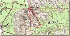 18 map of Navajo Loop trail (313x161)