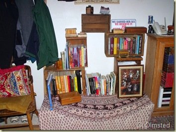 05 Gaelyn's bookshelves in little house Yarnell AZ (800x600)