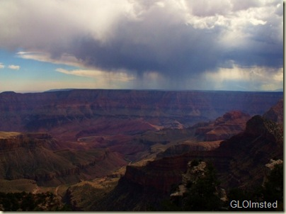 03 Rain on the SE Rim, Colorado R & Unkar Delta from Walhalla overlook NR GRCA NP AZ (800x598)