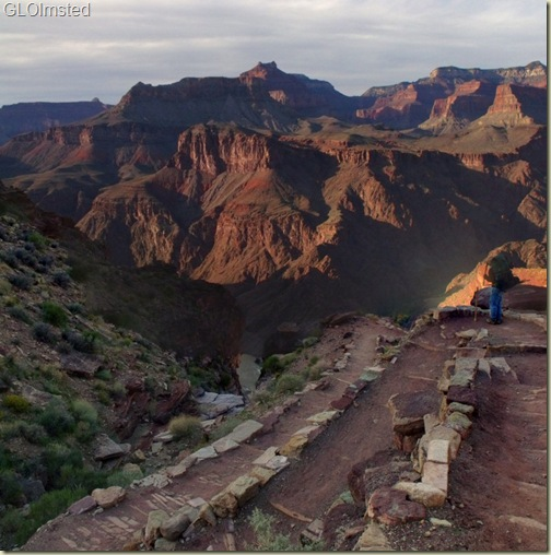 10 Mike at The Tipoff s Kaibab trail GRCA NP AZ pano (795x800)