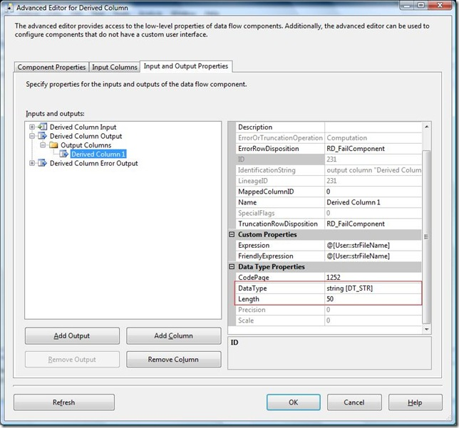 SSIS For Each Loop Container II Advanced Editor