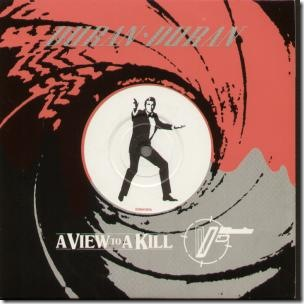 A View To A Kill - Logo
