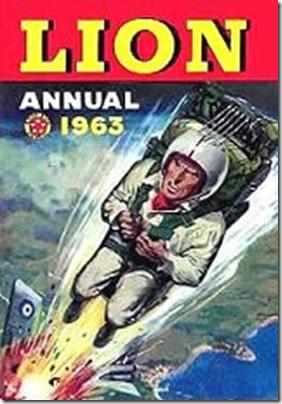Lion Annual 1963