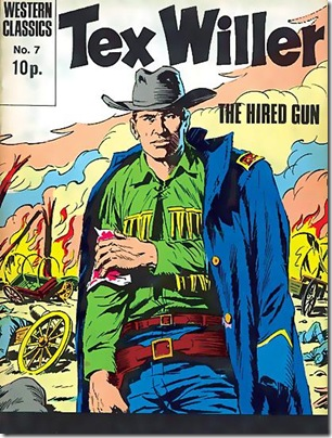 Western Classics No. 7 - Tex Willer - The Hired Gun