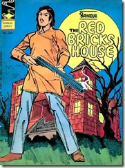 Indrajal Comics # 267 - Bahadur - The Red Bricks House