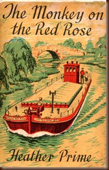 The Monkey on the Red Rose.1959