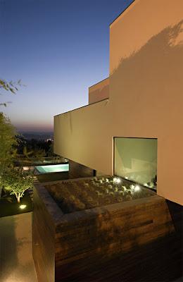 minimalist exterior concrete home architecture design