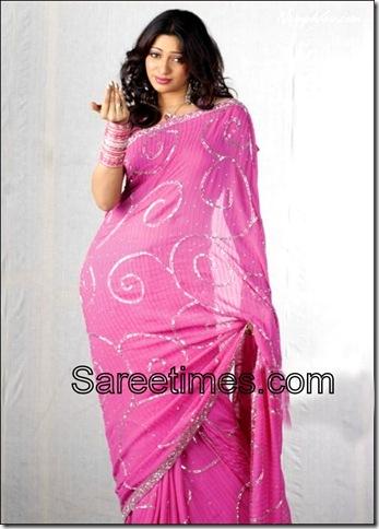 UDAYA_Bhanu_Pink_Sari