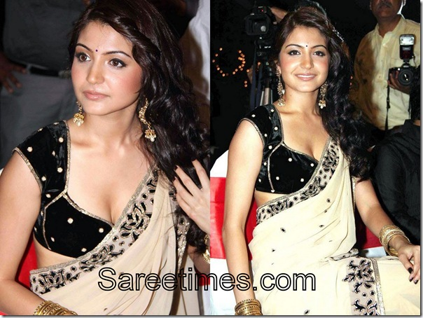 Anushka_Sharma_Designer_Saree_Blouse
