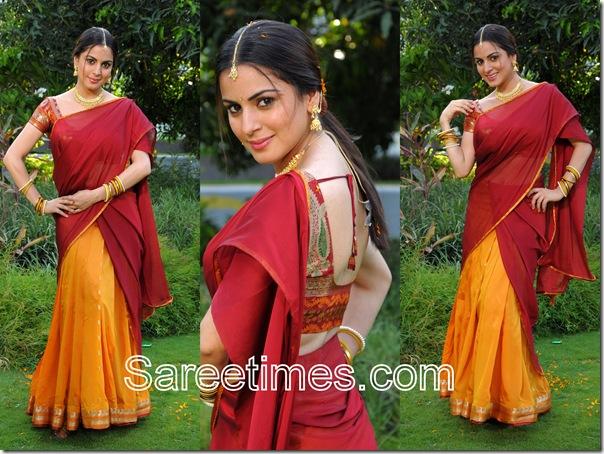 Sraddha_Arya_Designer_Half_Saree