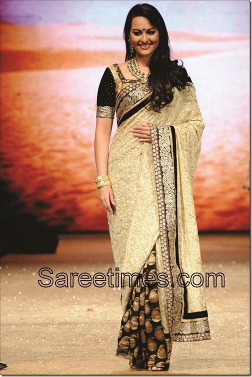Sonakshi_Sinha_Designer_Saree