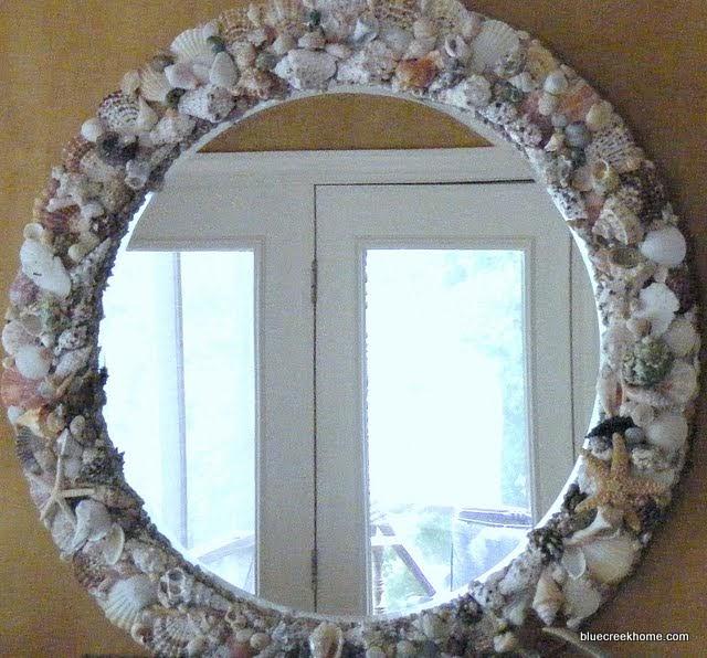 Декор для зеркала своими руками мастер класс 1038