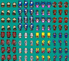 Chara 1c Character Set (RM2K3)