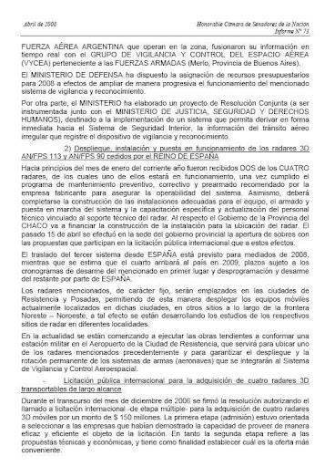 Sierra Grande solicita informes a Nación por pista de aterrizaje. Rad3