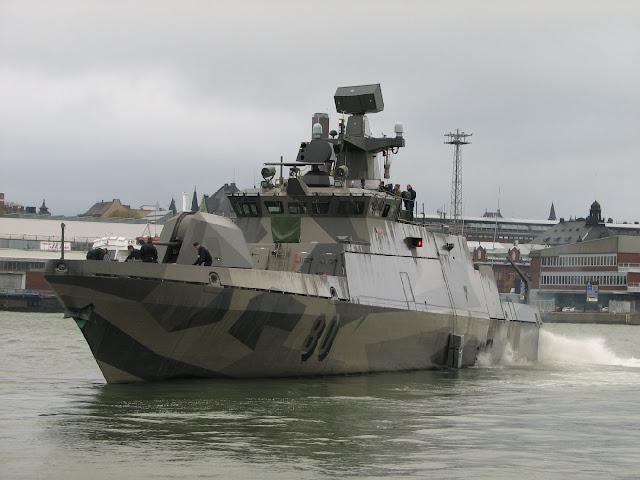 Buque patrullero clase Hamina 1691741
