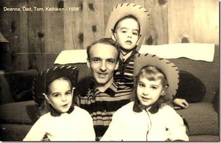 cowboy kids 1956