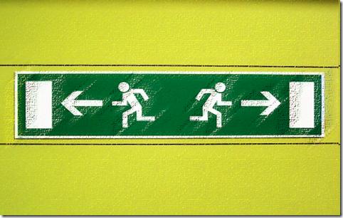 esquerda e direita