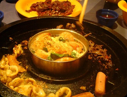 Hot Plate and Steamboat