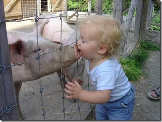 It's totally understandable, kid. I love bacon too.