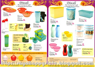 Diwali Offer Leaflet