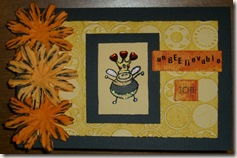 Bee's Card