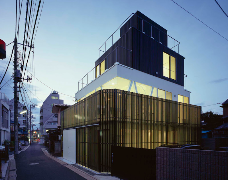 atelier A5: SN.house