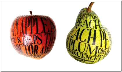 food to slim you apples-and-pears