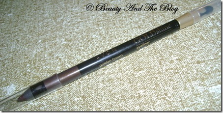 Avon Gold Shine Eyeliner in Golden Brown