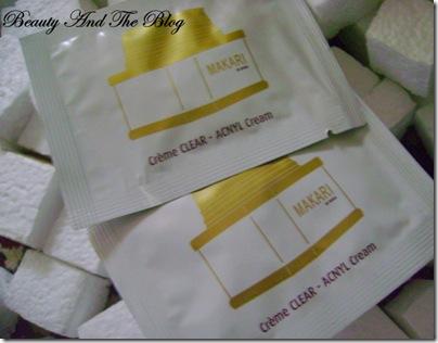 Makari  Crème Clear- Acynyl Cream