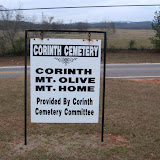 Corinth Cemetery, Sycamore, Talladega, Alabama 38 photos