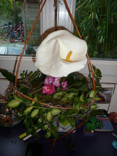 corbeille florale