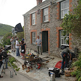Doc Martin filmed in Port Isaac