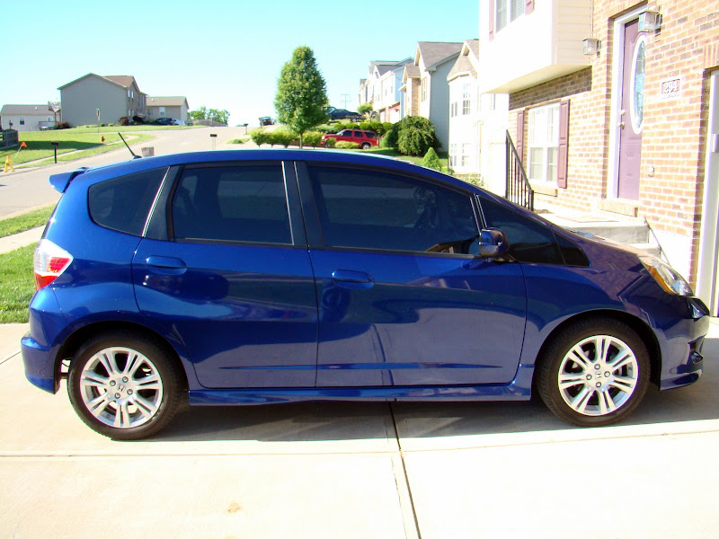 09 fit window tint thread page 12 unofficial honda fit for Honda window tinting